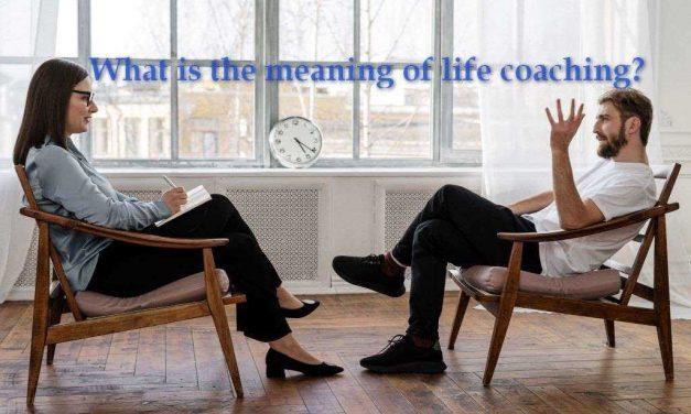 Az élet Coaching jelentése