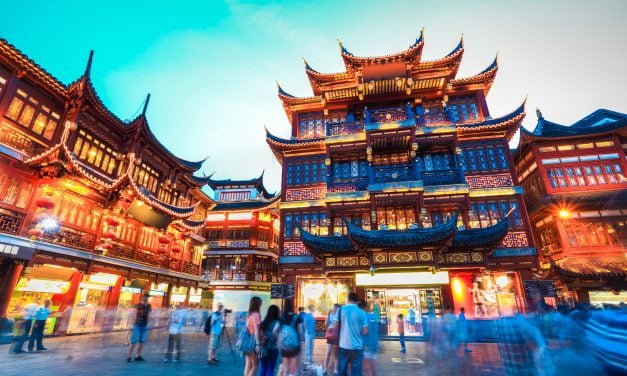 Search for jobs in China
