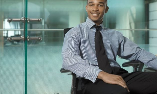 Sample Graduate Business CV / Resume Template