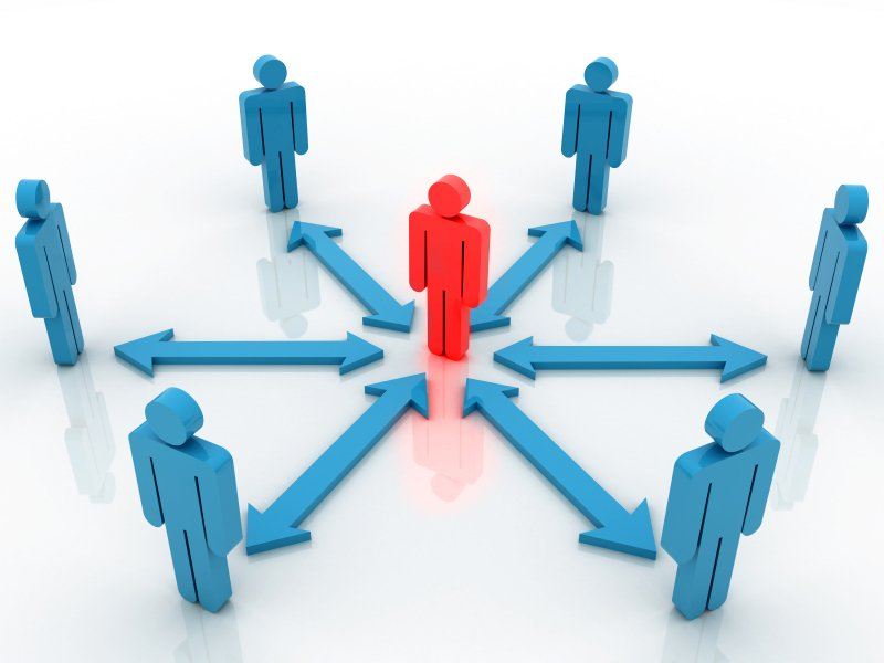 How To Build A Network Of Contacts