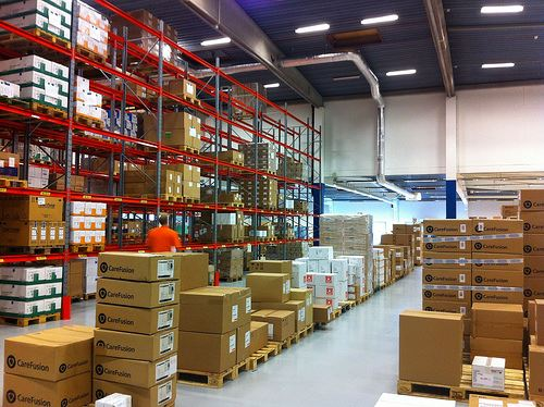 Sample Warehouse Operative CV Template