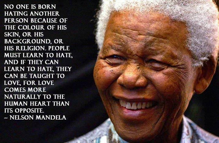 25 Inspirational Quotes by Nelson Mandela
