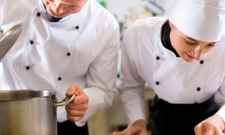 Sample Chef / Catering cover letter