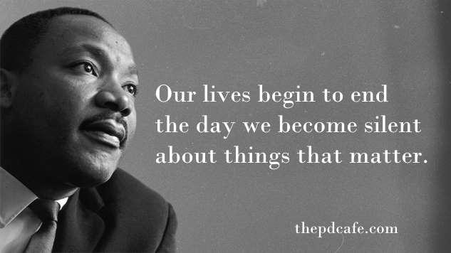 цитаты Мартина Лютера Кинга