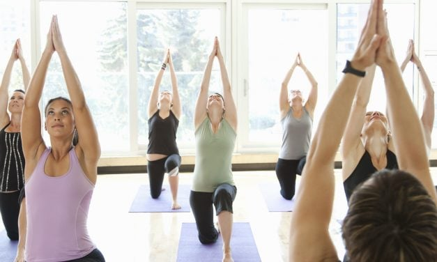 4 Health Benefits of Yoga Include Weight Loss And Increased Flexibility