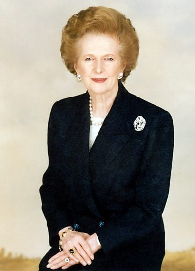 influential-women-margaret-thatcher