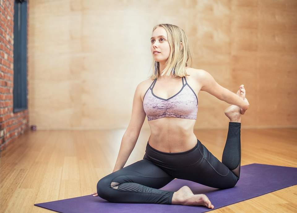 yoga can help weight loss