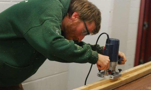 Sample Carpenter CV