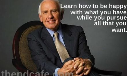 Personal development quotes and sayings by Jim Rohn