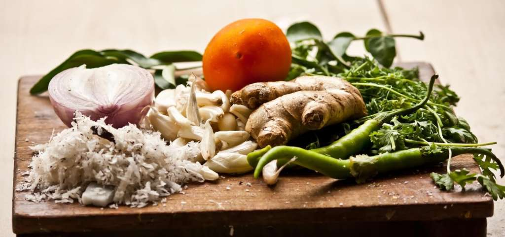 garlic ginger turmeric provide natural chronic pain relief