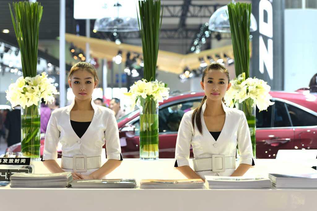 receptionist interview