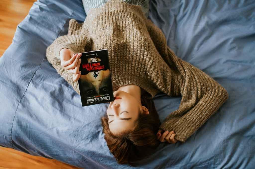 having trouble sleeping?De-stress