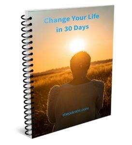 Измени свою жизнь в электронной книге дней 30