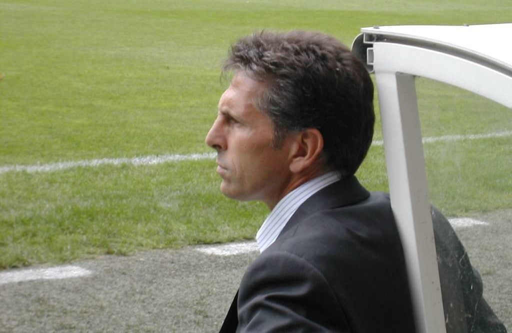 premier league football managers Claude Puel