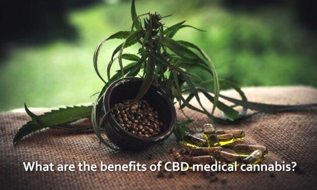 CBD medicininio kanapių aliejaus nauda