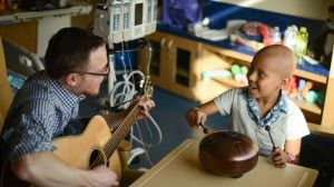 music therapy for treating cancer