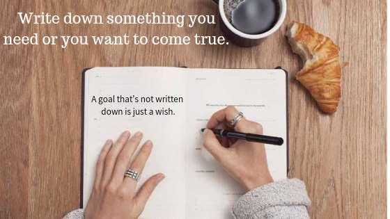create a personal development plan