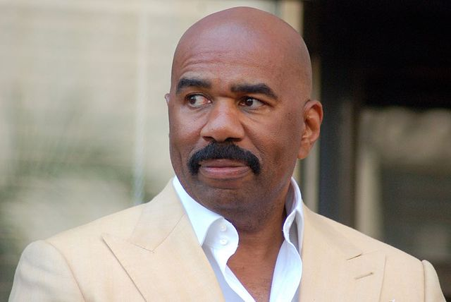successful black people who use the law of attraction Steve Harvey