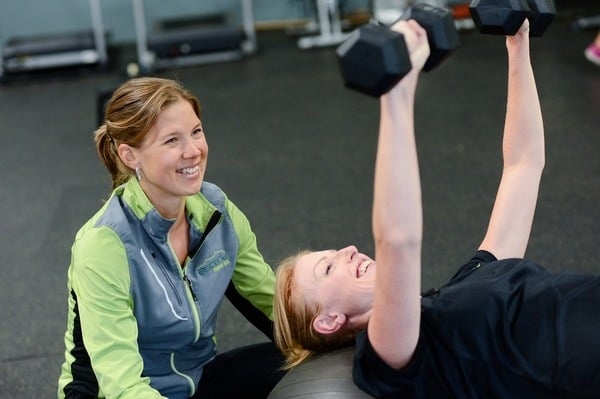 a personal trainer or gym instructor needs to be patient with their clients