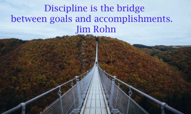 30 Inspirational Quotes On Self-Discipline
