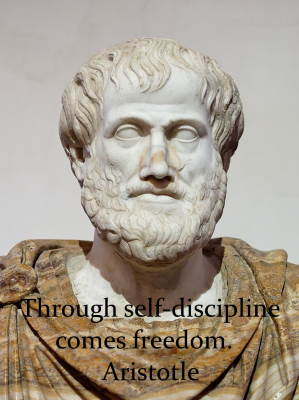 aristotle quotes on self-discipline