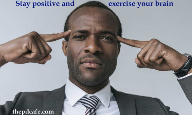 Tetap Positif - 5 Cara Mudah Untuk Melatih Otak Anda