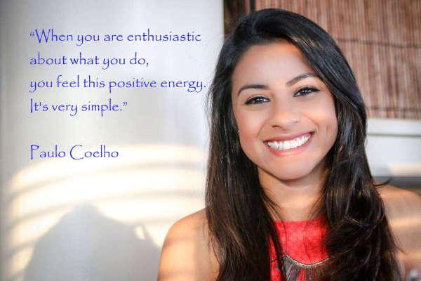 पाउलो Coelho सकारात्मक ऊर्जा उद्धृत