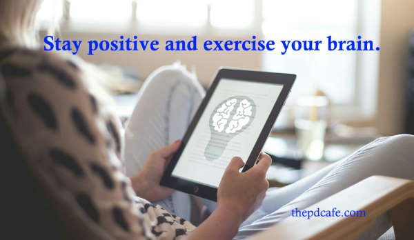 stay positive and exercise your brain with a mental age test