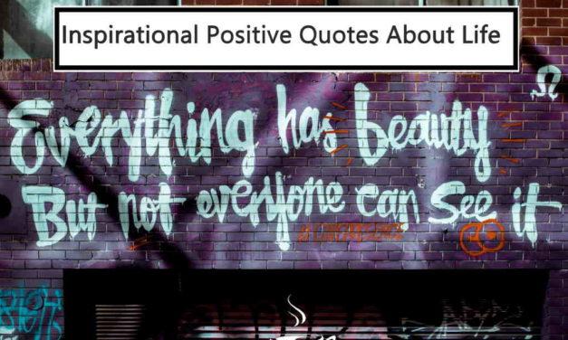 49 положительных цитат и позитивных мыслящих цитат