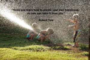 positive quote once you learn how to create your own happiness, no one can take it from you