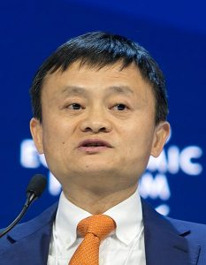 Jack Ma successfully turned his passion into a career