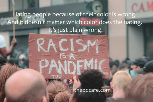 Muhammad Ali quotes on racism