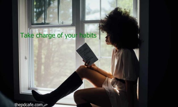 4 Easy Steps To Take Charge of Your Habits