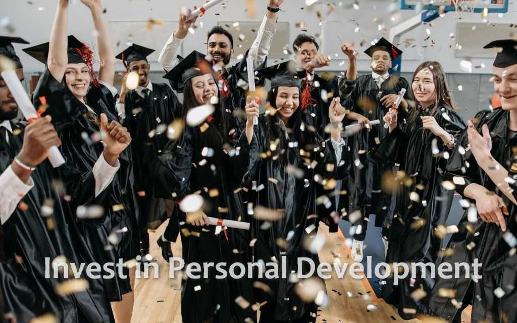 Why Investing in You Is An Important Part Of Personal Development