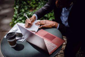 start your social media career as a copy writer
